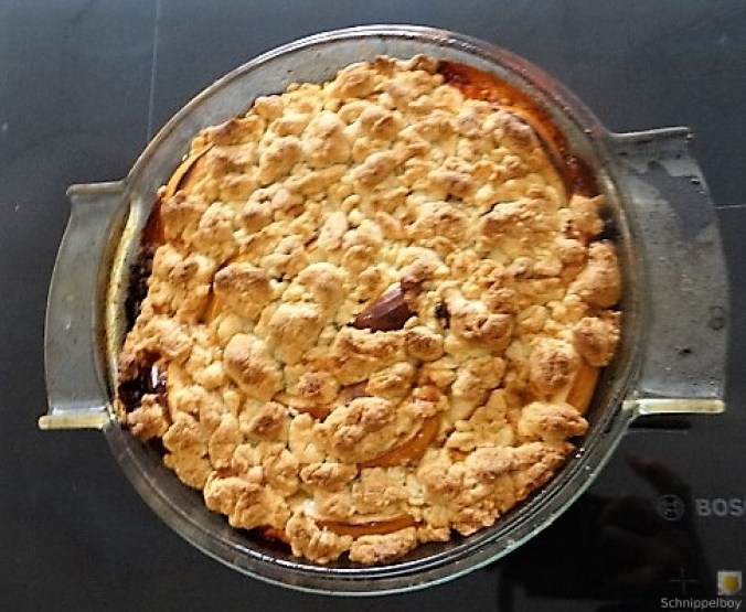 Quitten Crumble (1)