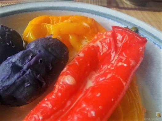 Spitzpaprtka in Wein, blaue Kartoffel (3)