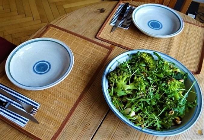 Topinambur,Champignon, Kartoffeln,roh gebraten (5)