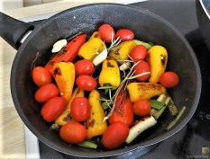 Falafel, Hummus, Gemüse, (13)