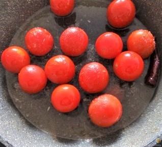 Fenchel Auflauf und Tomaten (13)