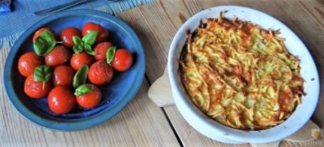 Fenchel Auflauf und Tomaten (17)