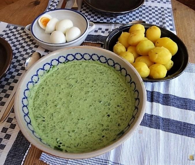 Frankfurter Grüne Soße (4)
