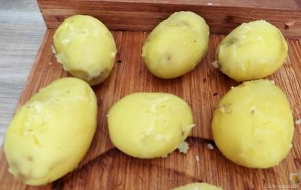 Kartoffel-Bärlauch Schnecken mit Tomatensauce (12)