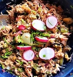 Kartoffel-Thunfisch-Feld- Gurkensalat (8)