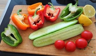 KartoffelBrennessel Gratin, Gemischter Salat (12)