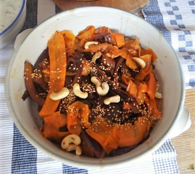Möhren-Kürbis Gemüse (5)