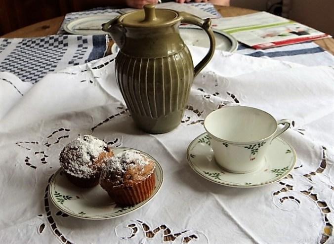 Apfel-Schoko-Marzipan Muffin (1)