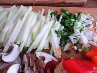 Gemüsesuppe mit Glasnudeln (16)