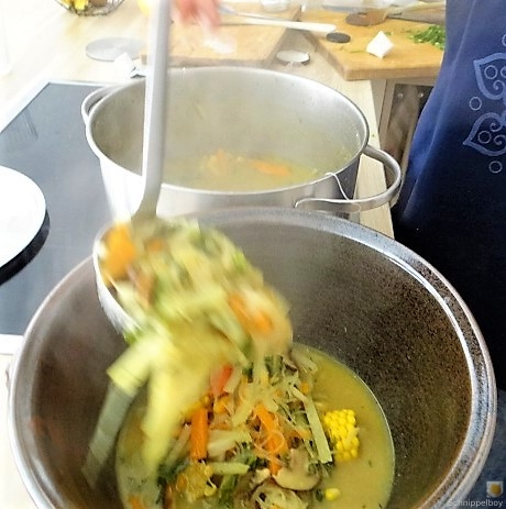 Gemüsesuppe mit Glasnudeln (20)