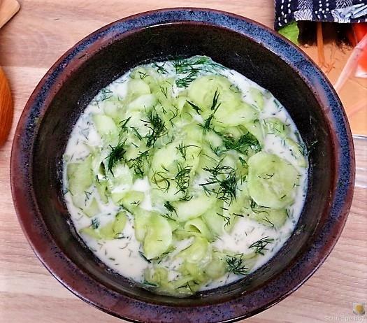 Lachs und Salate (13)