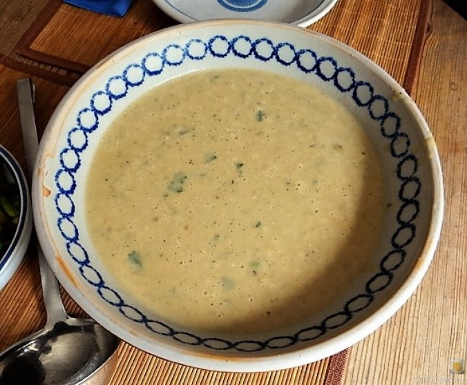 Kartoffel-Kohlrabisuppe mit grünem Spargel (10)