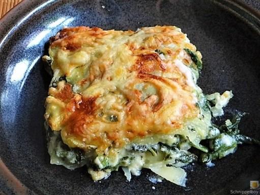 Kartoffel-Spinat Lasagne (21)