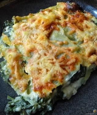 Kartoffel-Spinat Lasagne (4)