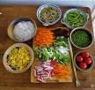 Wokgemüse mit Reisnudeln (11)