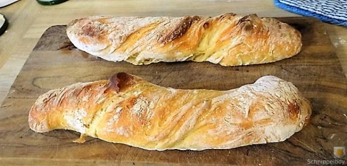 Baguette, Humus, Snack (3)