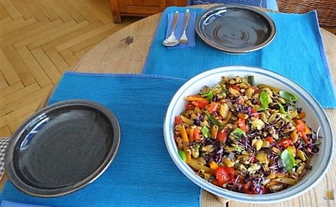 Gemüse,Reis,Muscheln (6)