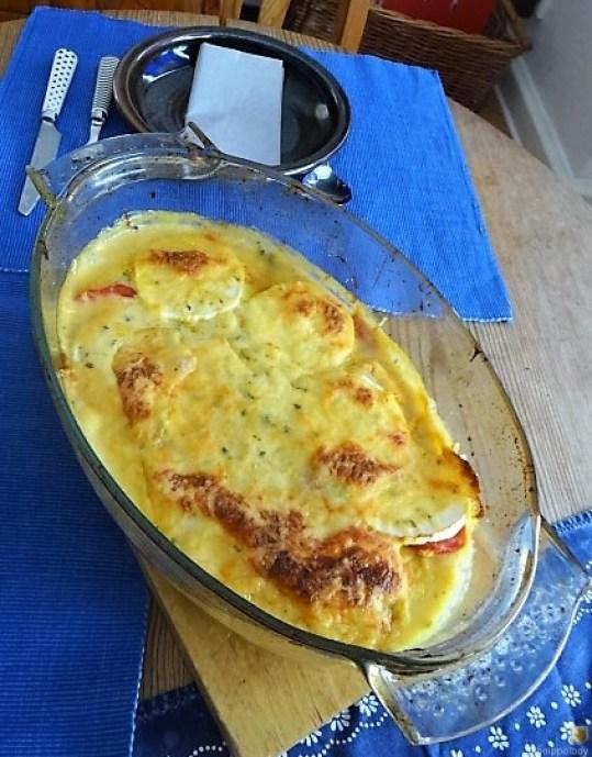 Lasagne von Mairübchen und Tomaten (13)