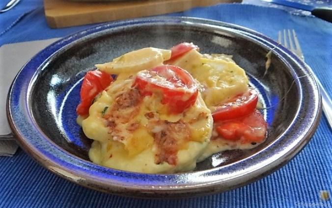 Lasagne von Mairübchen und Tomaten (14)