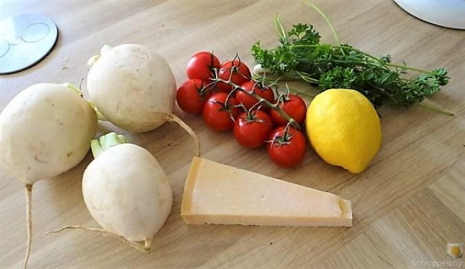 Lasagne von Mairübchen und Tomaten (8)