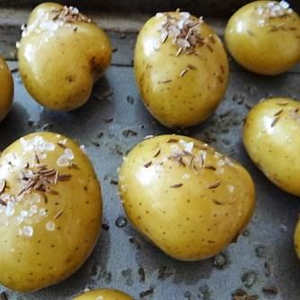 Ofenkartoffel mit Kohlrabi und Radieschensalat (10)