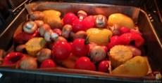 Polenta mit Ofengemüse (14)