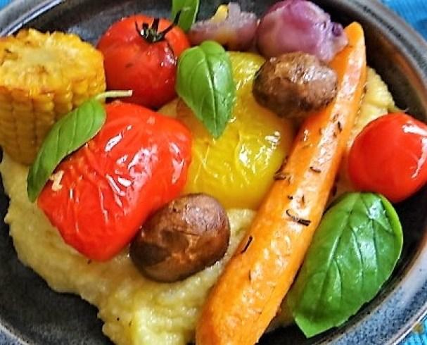 Polenta mit Ofengemüse (4)