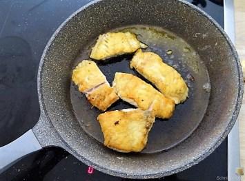 Rotbarsch auf Kartoffel und Zucchini (11)