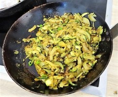 Rotbarsch auf Kartoffel und Zucchini (15)