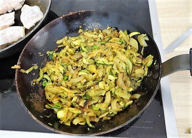 Rotbarsch auf Kartoffel und Zucchini (16)