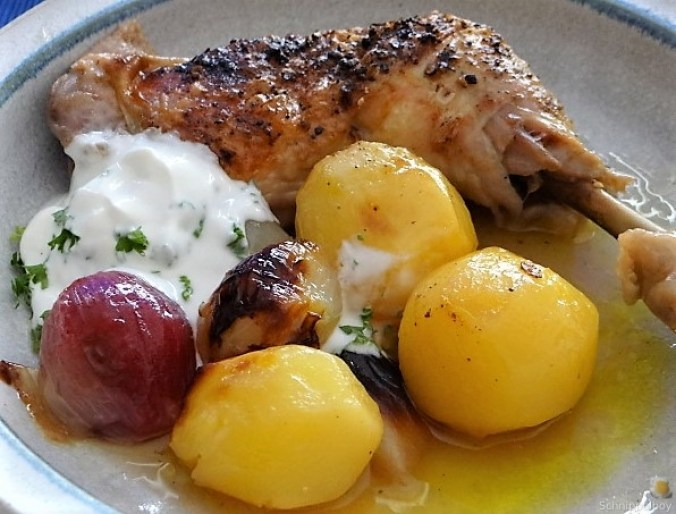 Zitronenhähnchen (3)