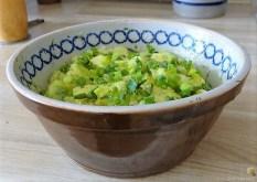 Kartoffelsalat mit Rührei (12)