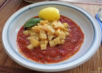 Pastinaken auf Tomatensauce (18)
