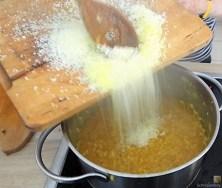 Zitronenrisotto mit Kaiserschoten (11)