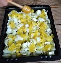 Safran-Polenta mit Fenchel-Orangen aus dem Ofen (14)