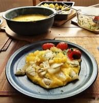 Safran-Polenta mit Fenchel-Orangen aus dem Ofen (26)
