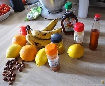 Bananensuppe mit Garnelenspieß (9)