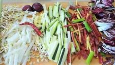 Gemüse Wokpfanne (10)