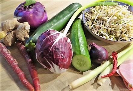 Gemüse Wokpfanne (9)