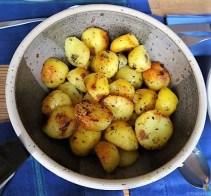 Salat von der geräucherten Forelle (15)