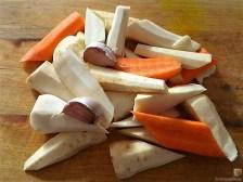 Wurzelgemüse, geröstete Kartoffeln (9)