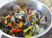 Gemüse, Meeresfrüchte, Nudeln (26)