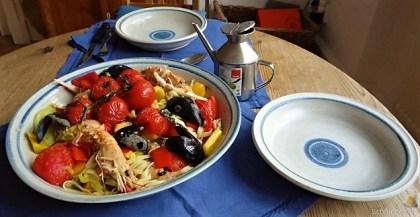 Gemüse, Meeresfrüchte, Nudeln (30)