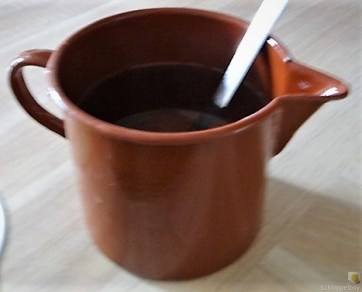 Erbsenrisotto mit Kräutersaitling (10)