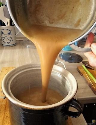Maronensuppe mit Muffins (27)
