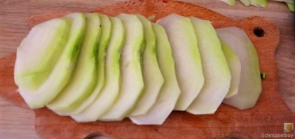 Gedämpfter Kohlrabi, medit. Kartoffelstampf und Ruccolapesto (11)