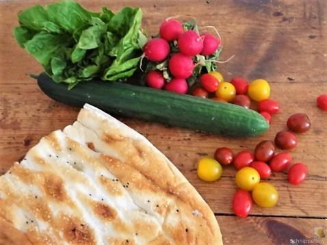 Baba Ganoush und Salat (19)