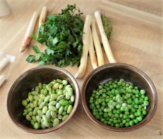 Geschnetzeltes mit Gemüse und Glasnudeln (11)