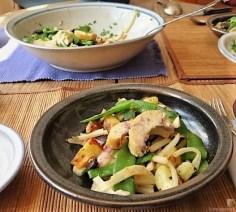Gemüsepfanne mit Hähnchenbrust (24)