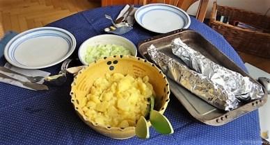 Saibling und Kartoffelsalat (15)